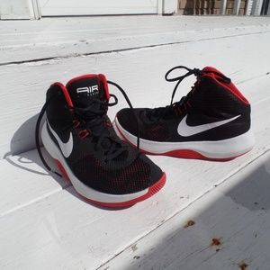Nike AIR Precision Basketball Shoes Men's Size 6.5